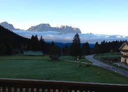 Vermietung Ferienwohnung Traumblick Dolomiten
