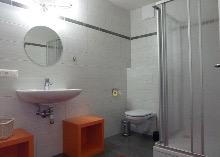 Ferienwohnung Traumblick Dolomiten - Dusche