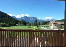 Ferienwohnung Traumblick Dolomiten - Blick auf die Lienzer Dolomiten