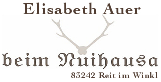 Elisabeth Auer 83242 Reit im Winkl, Dienstleistungen